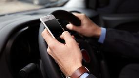 Smartfony - prawdziwa plaga wśród kierowców