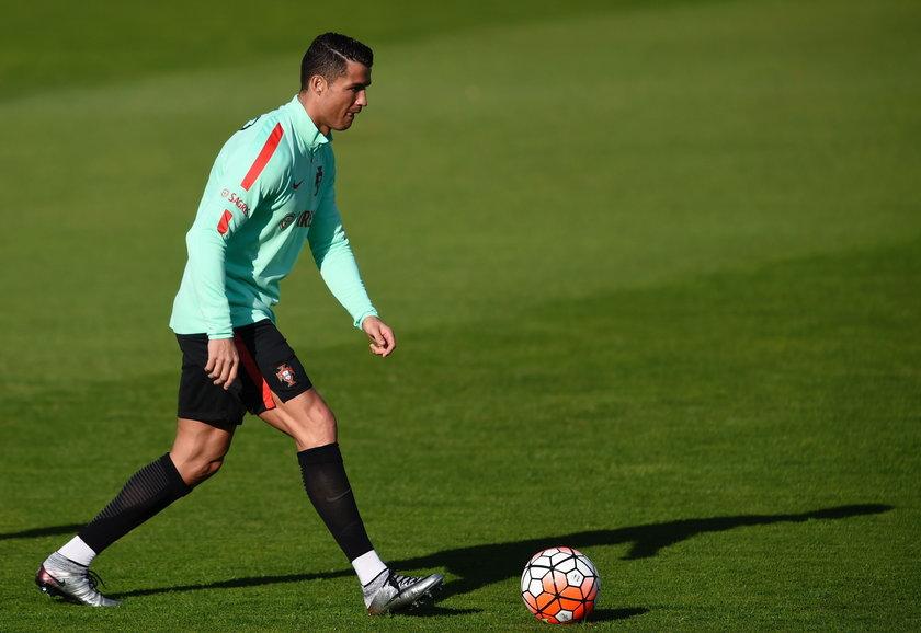 Hit w sieci z Cristino Ronaldo. Pokazał kocie ruchy! WIDEO