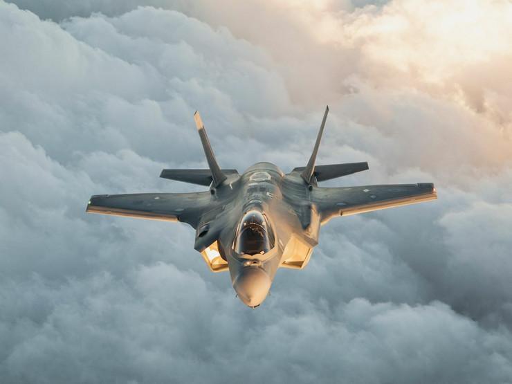 avion F-35 lajtning II 01 foto Facebook F-35 Lightning II