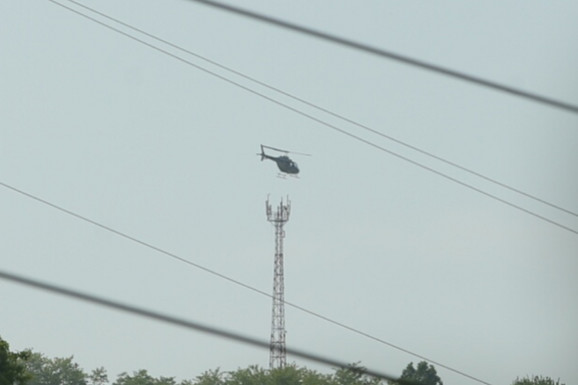 U potrazi za ubicama Ćuluma angažovan i helikopter.
