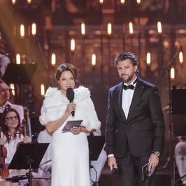 Olśniewająca Ewa Drzyzga, zimowe Kayah i Margaret oraz inne gwiazdy na koncercie kolęd
