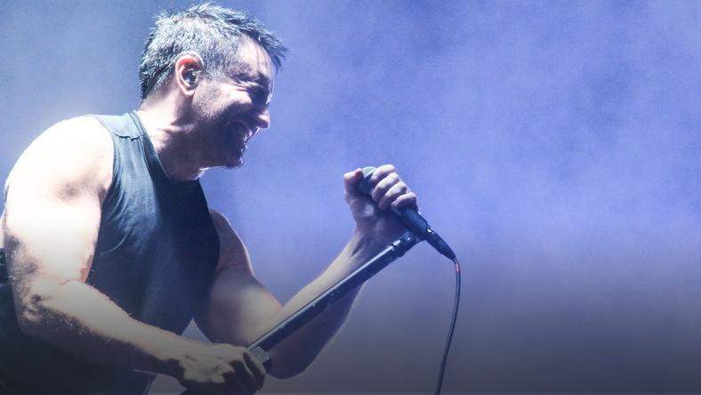 Nine Inch Nails (fot. Dani Canto)