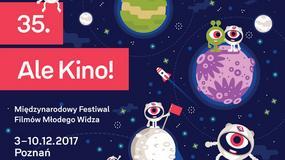 35. Międzynarodowy Festiwal Filmów Młodego Widza Ale Kino!: przewodnik po festiwalu
