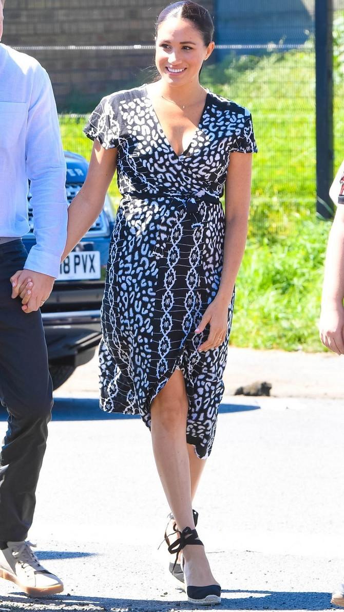 Megan Markl u haljini o kojoj svi pričaju