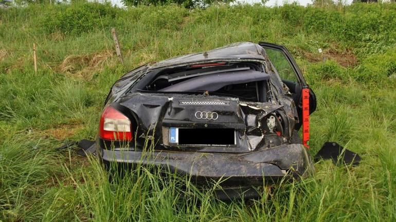 Porzucone auto