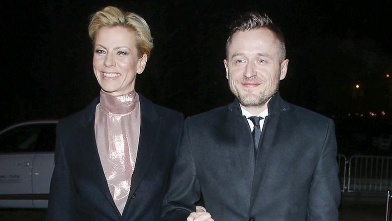 Partner Anity Werner jest dziennikarzem sportowym związanym w Wirtualną Polską