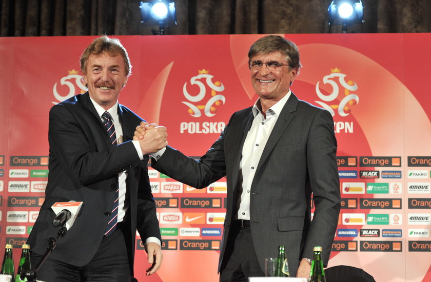 Zbigniew Boniek napędza reprezentację