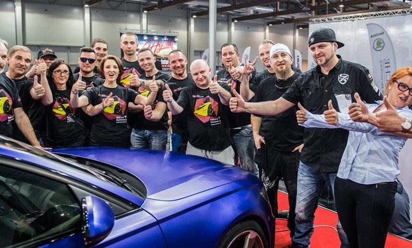 Moto Show 2015 w Krakowie