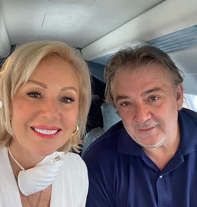 Lepa Brena i Boba Živojinović