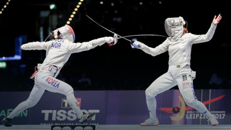 Najlepsze mistrzostwa świata w szermierce w historii Korei Południowej
