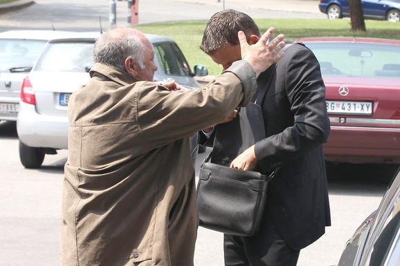 Miša Tumbas i Miroslav Đukić