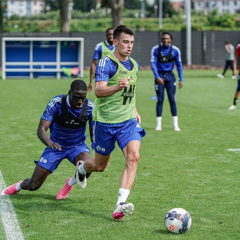 Karol Fila (23 l.) stał się bohaterem jednego z ciekawszych letnich transferów wychodzących.