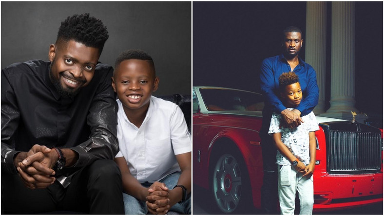 From singing, dancing to exceptional sporting skills, and even mastering the use of musical instruments, these kids are certainly going to become famous if they continue to develop these talents. [Instagram/Basketmouth] [Instagram/PeterPsquare]