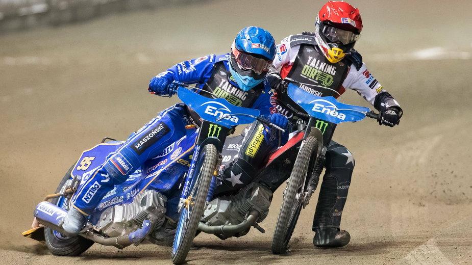Bartosz Zmarzlik, Maciej Janowski, Grand Prix