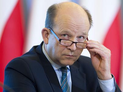 Konstanty Radziwiłł - lekarz, były prezes Naczelnej Izby Lekarskiej. W rządzie Beaty Szydło od 2015 roku