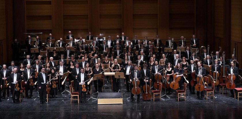Pijany 64-latek wywołał skandal w Filharmonii Narodowej