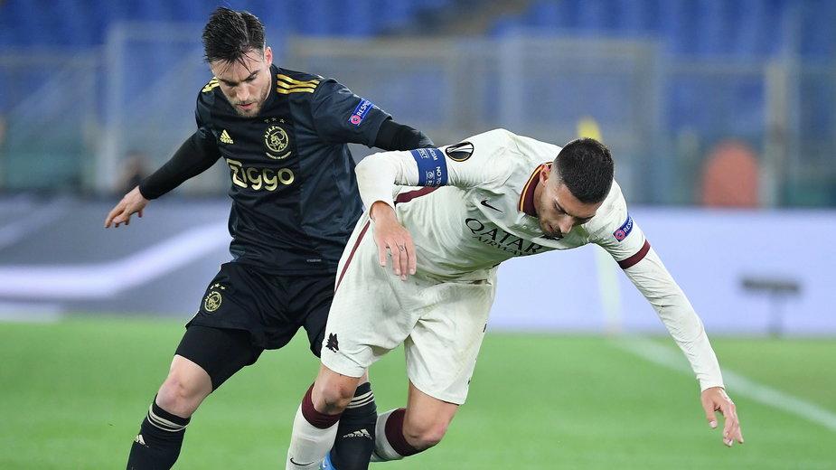 AS Roma - Ajax Amsterdam
