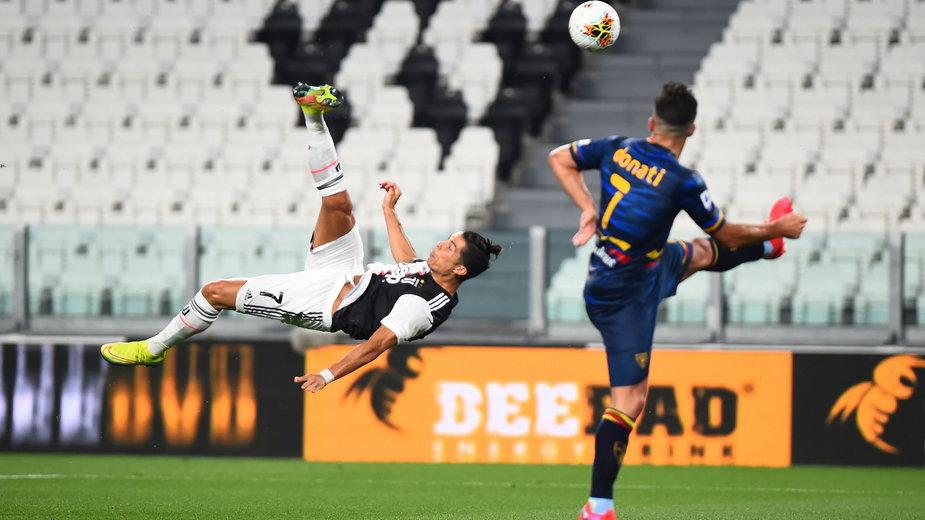 W starciu z Genoą (3:1) Cristiano Ronaldo zagrał 80. mecz w Juventusie. Do tej pory był bezpośrednio zaangażowany w 72 gole Bianconerich (54 strzelił, przy 16 asystował.