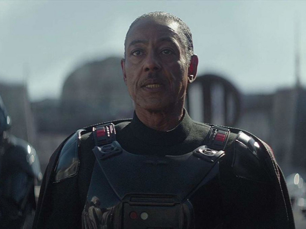 Moff Gideon - The Mandalorian