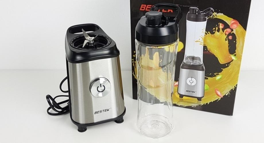 Gadget der Woche: Mini-Standmixer mit Trinkflasche