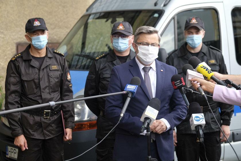 Katastrofa busa na Śląsku. Jedną z ofiar jest obywatel Słowenii