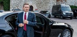 Kuchciński może jeszcze przez pół roku mieszkać w rządowym apartamencie