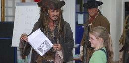 Przyszedł pirat do szkoły