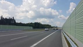 Do Krakowa dojedziemy szybciej. Otwarto nowy odcinek S7
