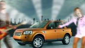 Kino domowe w Land Roverze