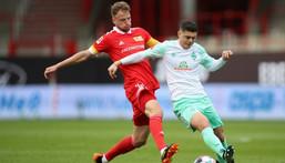 Norwich have signed Kosovan midfielder Milot Rashica Creator: Andreas Gora