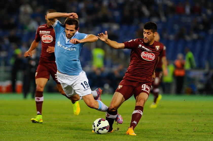 Nietypowa kontuzja gracza Lazio. Na siłowni stracił pół palca!