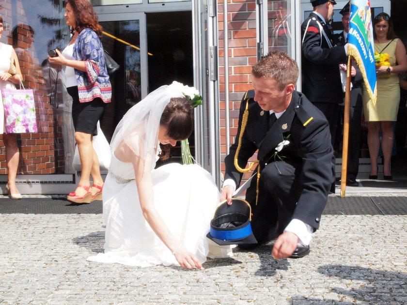 Ślub młodych