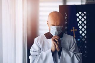 Kraska o testowaniu duchownych na koronawirusa: Może jest to jakiś pomysł