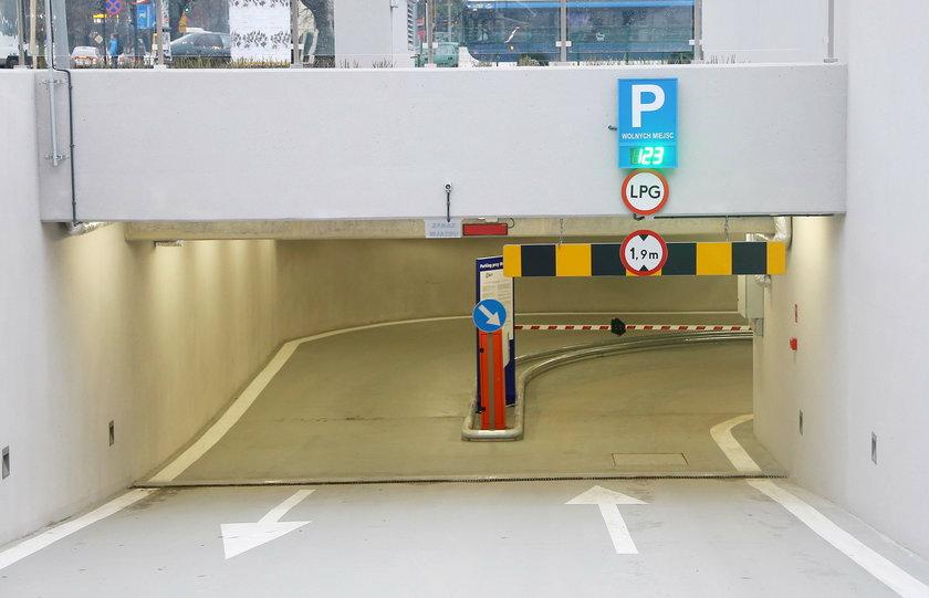 Nowy parking