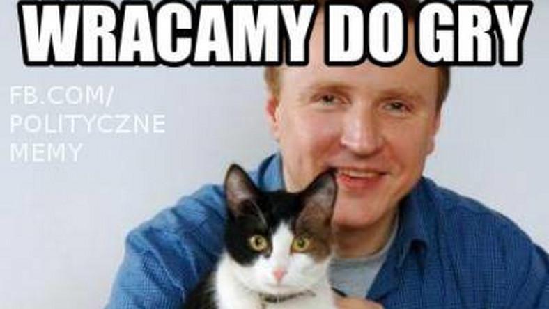 Jacek Kurski też jest miłośnikiem kotów? CZYTAJ WIĘCEJ>>> Kaczyński jednoczy prawicę: Zaczynamy od nowa, bez wymówek