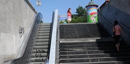 Wyremontują schody na Mogilskim