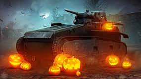 World of Tanks - czołgi szykują się na Halloween