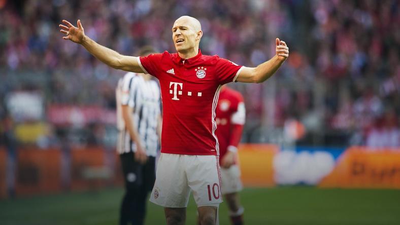"""Robben nie ma złudzeń. """"Koniec coraz bliżej"""""""