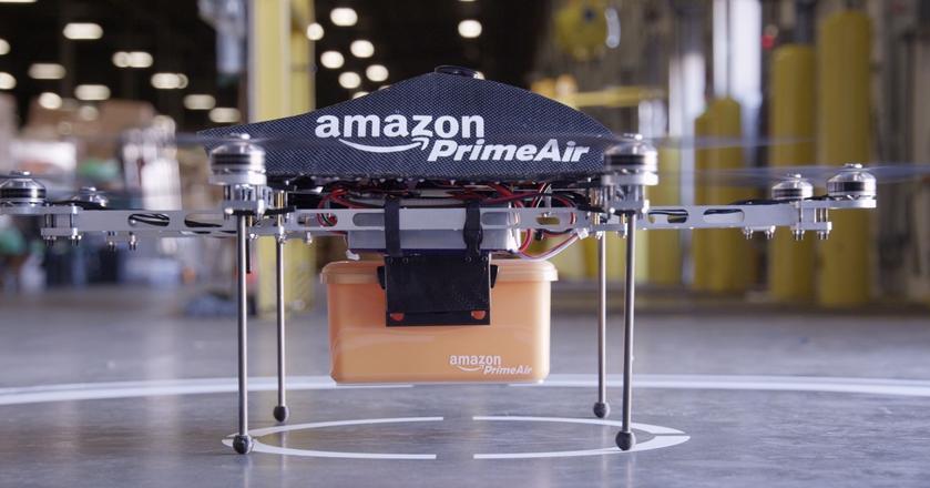 Amazon kupuje sieć supermarketów. Po co?