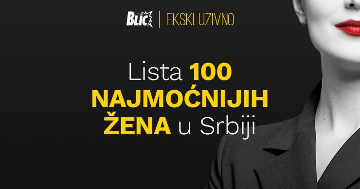 Najmoćnije žene u Srbiji