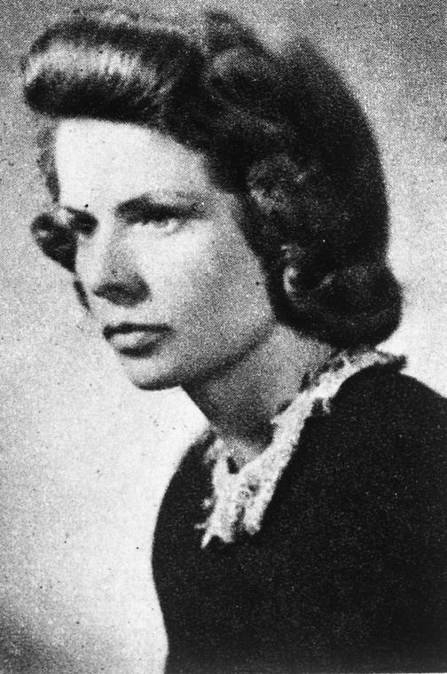 """Leta Elżbieta Ostowska ps. """"Justyna"""""""