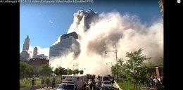 Nieznane nagranie z zamachów na World Trade Center