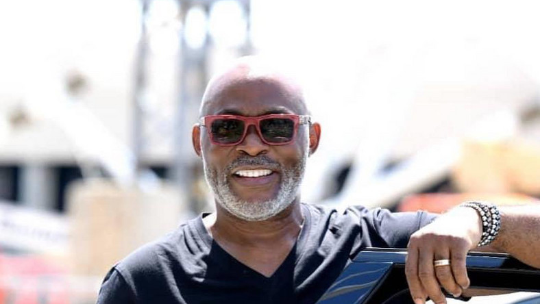 Richard Mofe-Damijo has a message for those who have a thing for showing off their small gains on social media [Instagram/MofeDamijo]