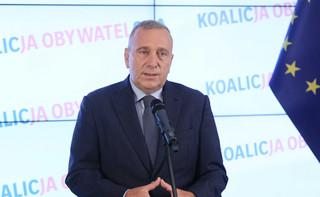 Platforma chce rozdzielenia funkcji ministra sprawiedliwości i prokuratora generalnego