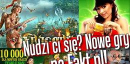 Darmowe gry online na Fakt.pl