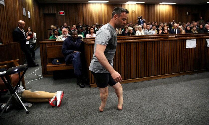Oscar Pistorius nie przyznaje się do próby samobójczej