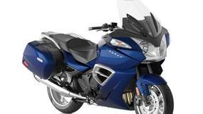 Triumph odsłania model Trophy 1200