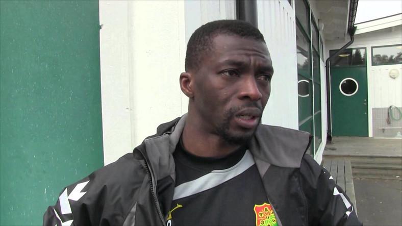 Former Kotoko midfielder, Yusif Chibah