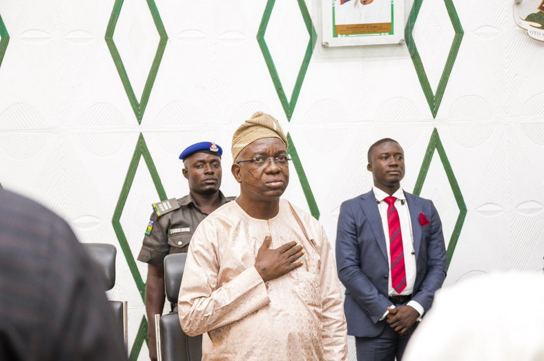 Olaniyan is Oyo Deputy Governor (OyoInsight)