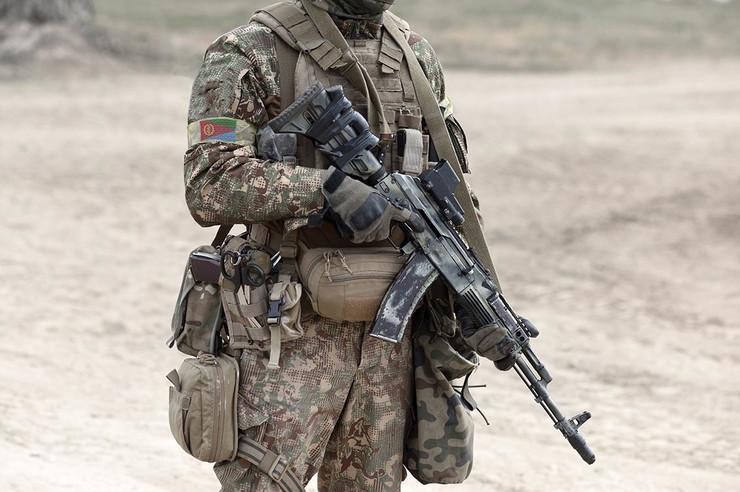 Eritrejski vojnici